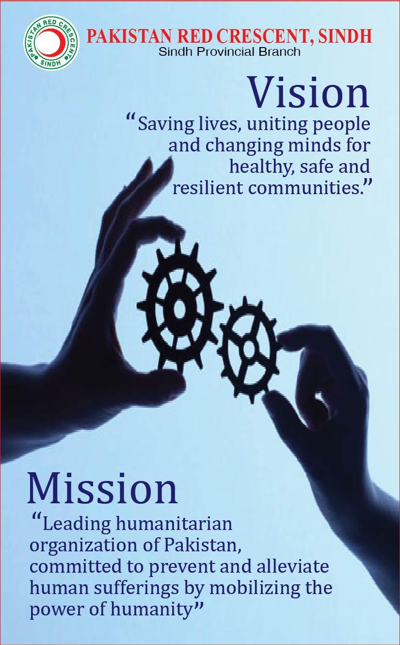 vision  u0026 mission statement  u00ab prcs sindh provincial branch