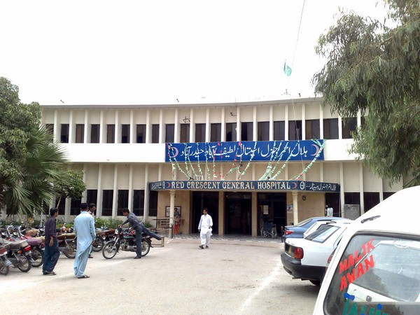 District Branch Hyderabad 171 Prcs Sindh Provincial Branch
