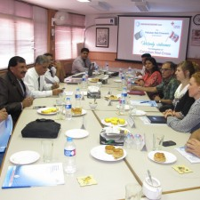 Candian Red Cross Visit PHQ-3